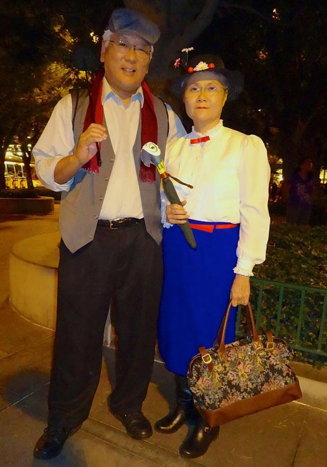 """Đạm chất lãng mạn khi trở thành cặp đôi của """"Mary Poppins"""""""