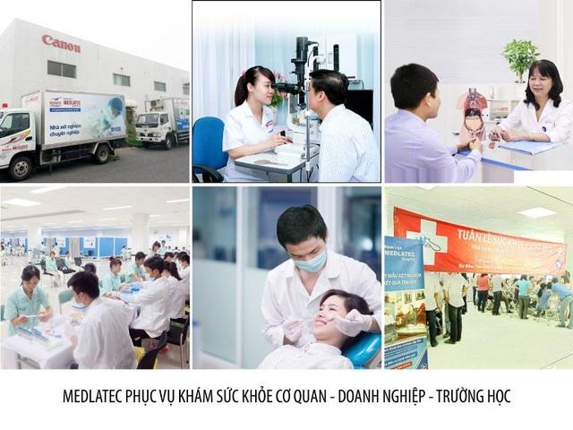 MEDLATEC - Địa chỉ hàng đầu cung cấp dịch vụ khám sức khỏe doanh nghiệp - 5