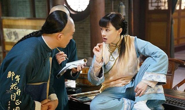 Tôn Lệ được trả gần 400 tỷ đồng cho một vai diễn trong phim truyền hình