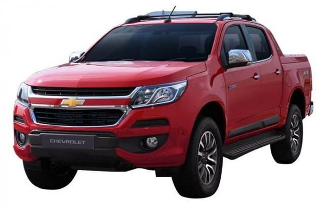 Mẫu bán tải ăn khách của thương hiệu Chevrolet được giảm 80 triệu đồng trong tháng 11 này.