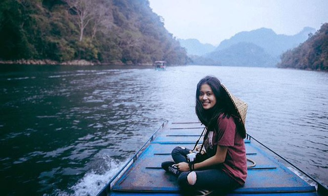 Khánh Hằng còn yêu thích những chuyến đi đến những vùng đất khác nhau để trải nghiệm