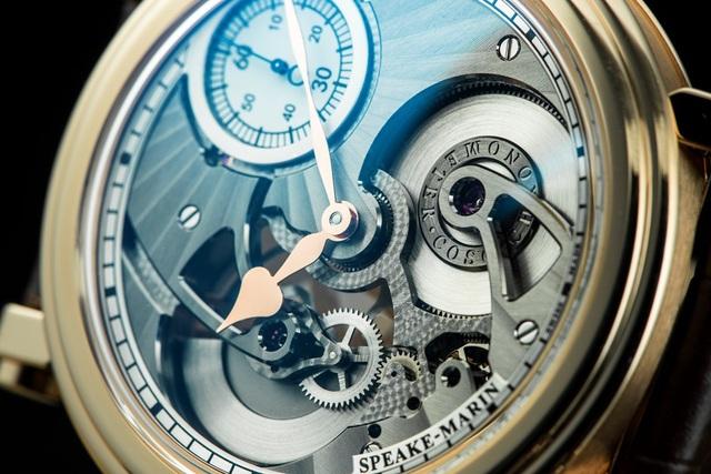 Đẳng cấp phiên bản đồng hồ mặt số 3D của Speake-Marin - 5