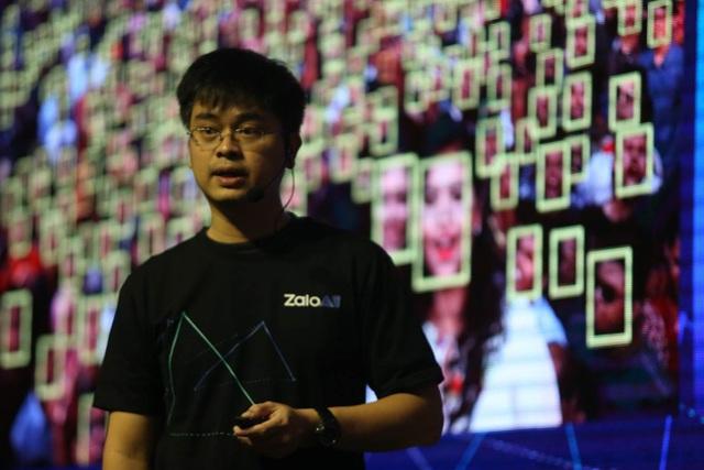Tiến sĩ Nguyễn Trọng Dũng, tốt nghiệp ngành điện tử và máy tính tại đại học Johns Hopkins (Hoa Kỳ), chuyên viên nghiên cứu AI tại Axon Public Safety Vietnam.