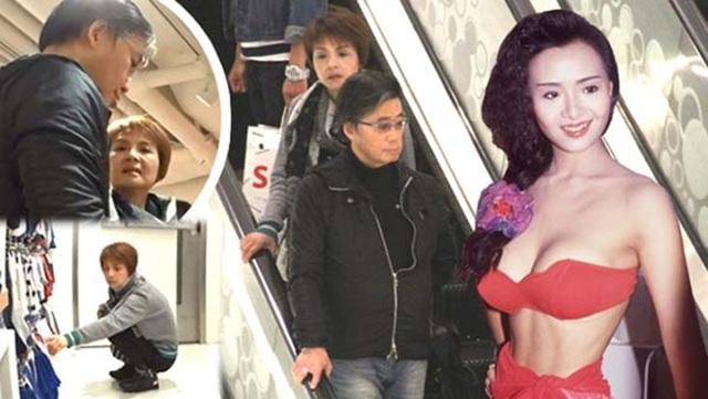 """Người đẹp thường bị bắt gặp ăn mặc """"xuề xòa"""" xuống phố."""