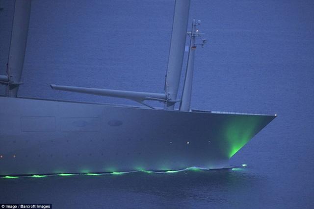 Chiêm ngưỡng siêu du thuyền 450 triệu USD của tỉ phú Nga - 7