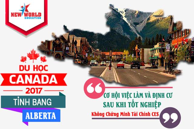 Du học tỉnh bang Alberta Canada – Cơ hội việc làm, định cư cùng Visa không chứng minh tài chính CES - 6