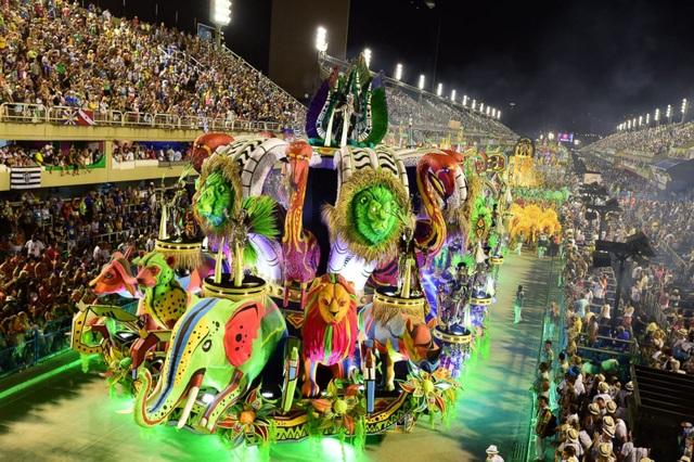 Những lễ hội khổng lồ trên khắp thế giới - 6