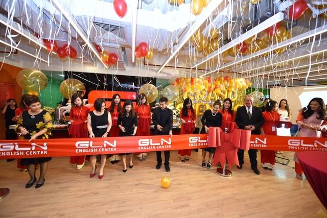 Ngày 17/10, GLN chính thức khai trương chi nhánh Phạm Hùng