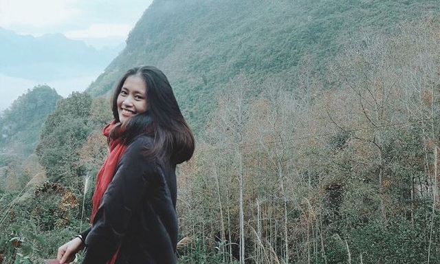 Nét đẹp tinh khôi của nữ sinh tình nguyện viên APEC năng động - 7