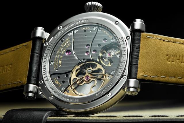 Đẳng cấp phiên bản đồng hồ mặt số 3D của Speake-Marin - 6