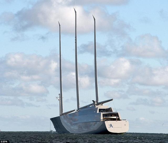 Chiêm ngưỡng siêu du thuyền 450 triệu USD của tỉ phú Nga - 8