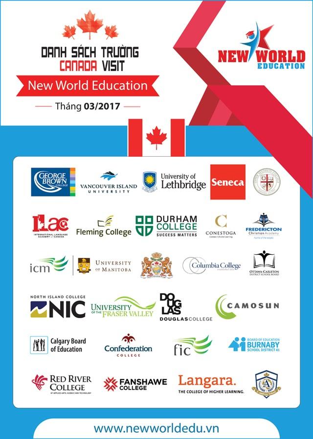 Hội thảo Du học Canada 2017 - Sức hấp dẫn từ nhiều chính sách trọng dụng nhân tài - 7
