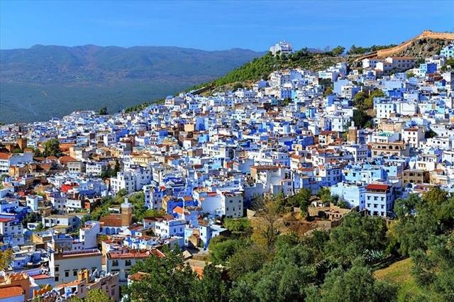 Đến thăm thành phố có nhiều màu xanh nhất thế giới - 7