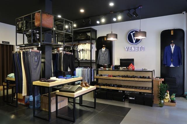 Showroom Veneto thiết kế sang trọng theo phong cách Châu Âu