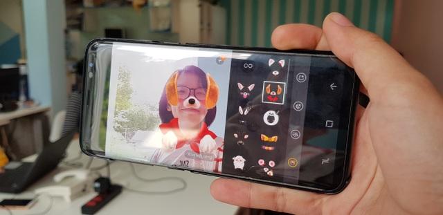 Những thủ thuật hay từ màn hình vô cực và camera của Galaxy S8 - 7