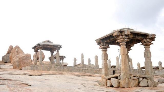 Bí ẩn bên trong thành phố của vua và các vị thần ở Ấn Độ - 8