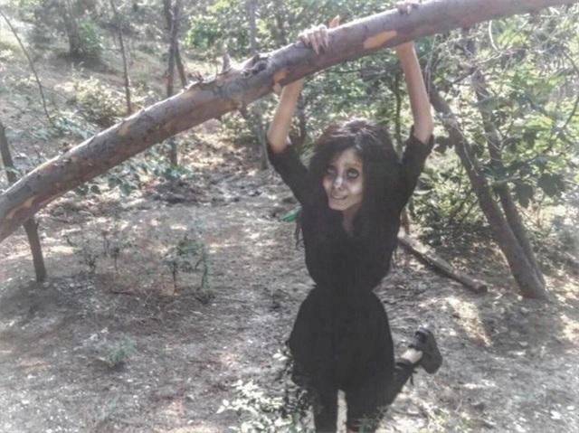 Dù những bức ảnh của cô khiến mọi người sợ hãi