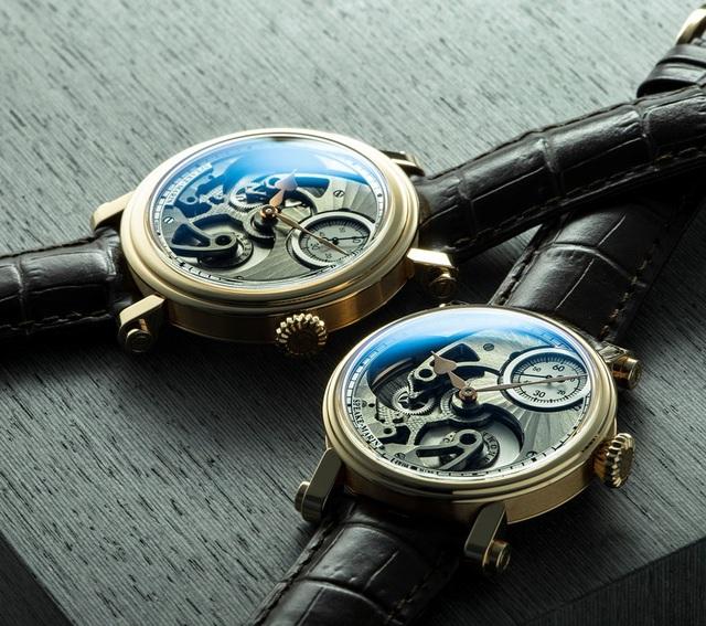 Đẳng cấp phiên bản đồng hồ mặt số 3D của Speake-Marin - 7