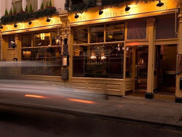 Những nhà hàng cổ xưa nhất thế giới - 8