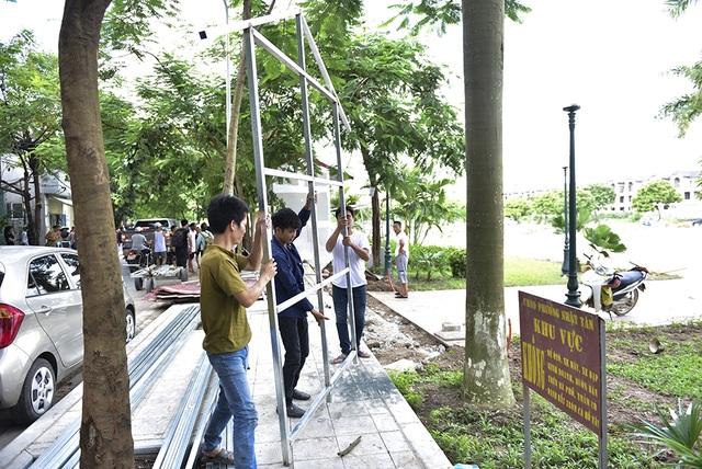 Hà Nội: Phố Trịnh Công Sơn trước ngày trở thành không gian đi bộ - 9
