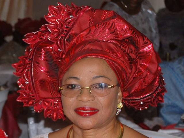 Folorunsho Alakija, nữ tỷ phú 66 tuổi, người Nigeria