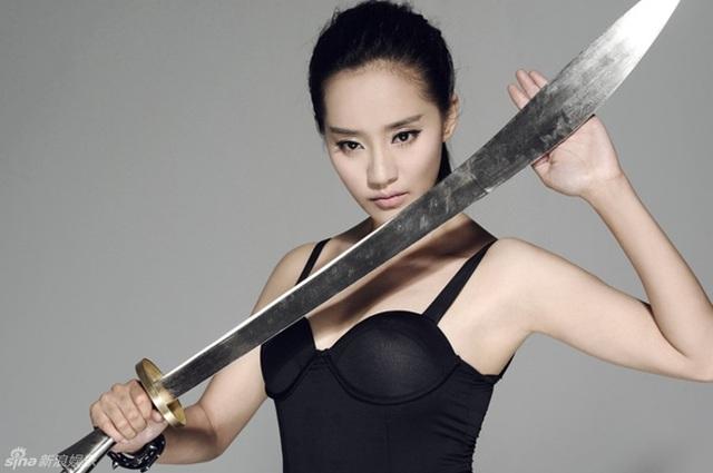 Chết mê vẻ nóng bỏng của 2 đả nữ thế hệ mới Trung Quốc - 9