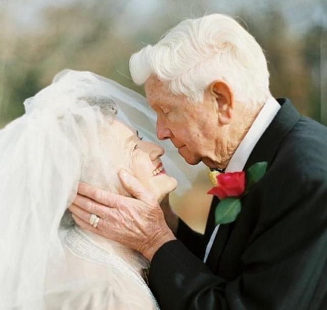 Kỷ niệm 63 năm ngày cưới