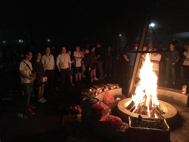 Tưng bừng chuỗi sự kiện Hội trại thanh niên sinh viên Việt tại Đức 2017 - 8