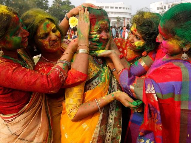 Những lễ hội khổng lồ trên khắp thế giới - 8