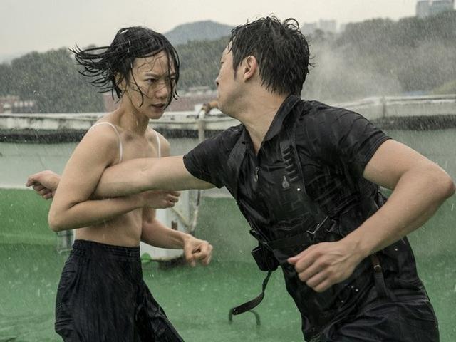 Bae Doo Na phải tập luyện võ thuật rất nhiều cho vai diễn trong Siêu giác quan