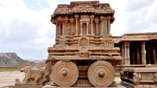 Bí ẩn bên trong thành phố của vua và các vị thần ở Ấn Độ - 9