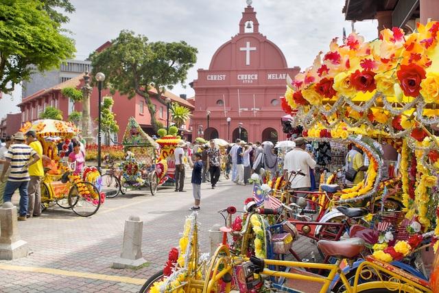Tưng bừng tới Malaysia chào đón mùa SEA Games 29 sôi động - 9
