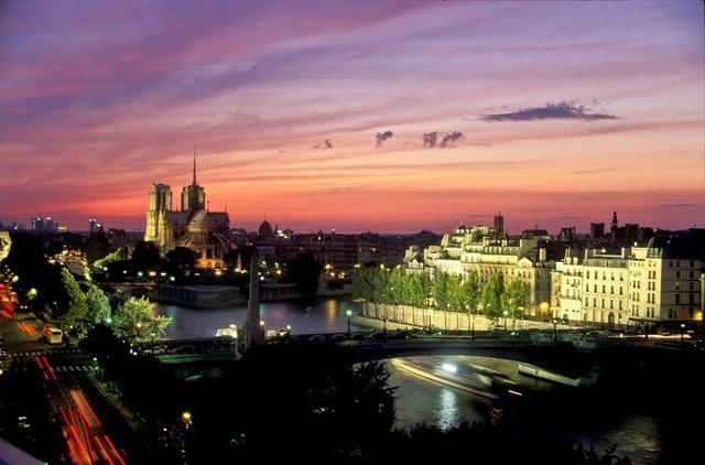 10 điểm ngắm hoàng hôn đẹp nhất Paris - 9