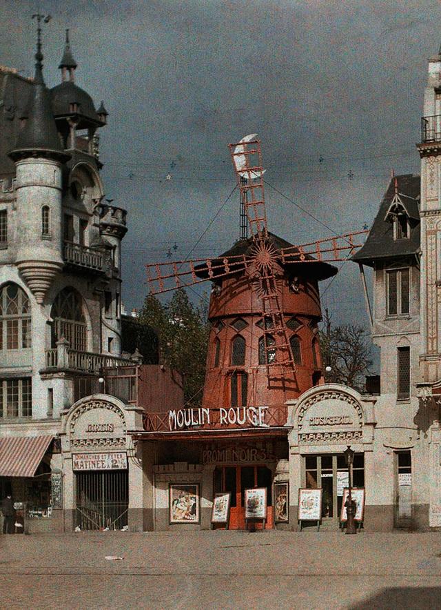 Những bức ảnh màu tuyệt đẹp chụp từ kỹ thuật lỗi thời 100 năm trước - 20