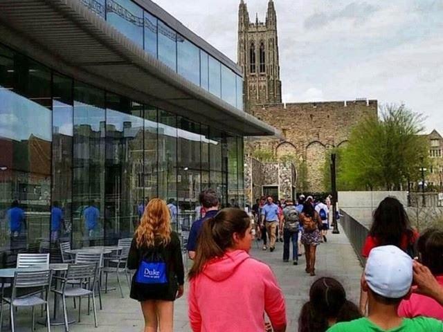 9. Đại học Duke.