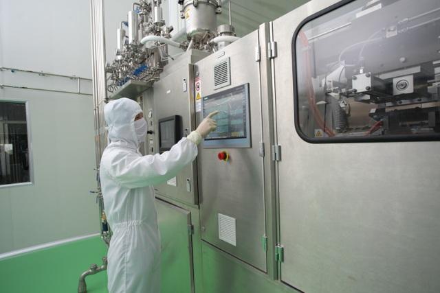 """""""Bí mật"""" bên trong nhà máy sản xuất thuốc tân dược thông minh - 9"""