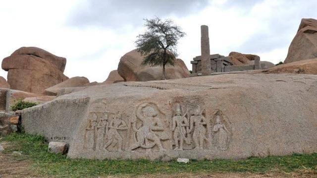 Bí ẩn bên trong thành phố của vua và các vị thần ở Ấn Độ - 10