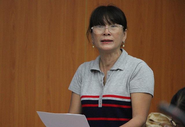 Phụ huynh Thanh Loan bật khóc khi trình bày