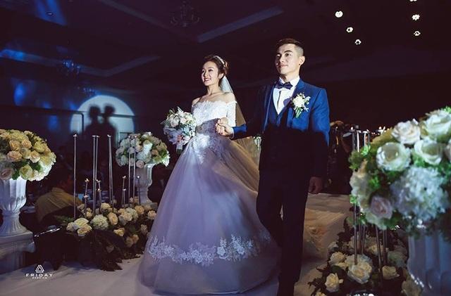 Rạng ngời trong ngày cưới