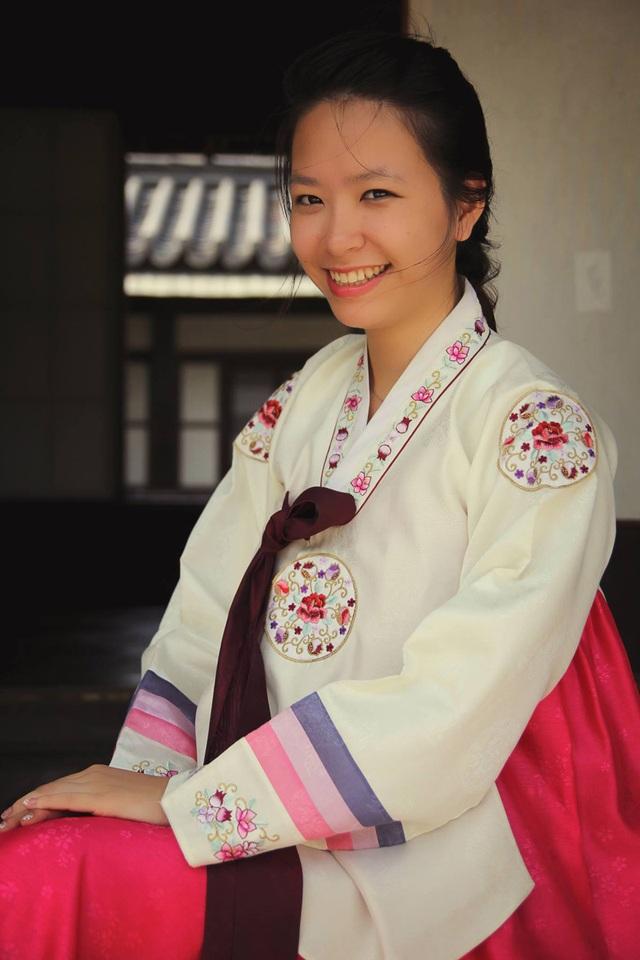 Phương Phương Thảo - nữ thủ lĩnh tuổi Dậu năng động và giàu nhiệt huyết.