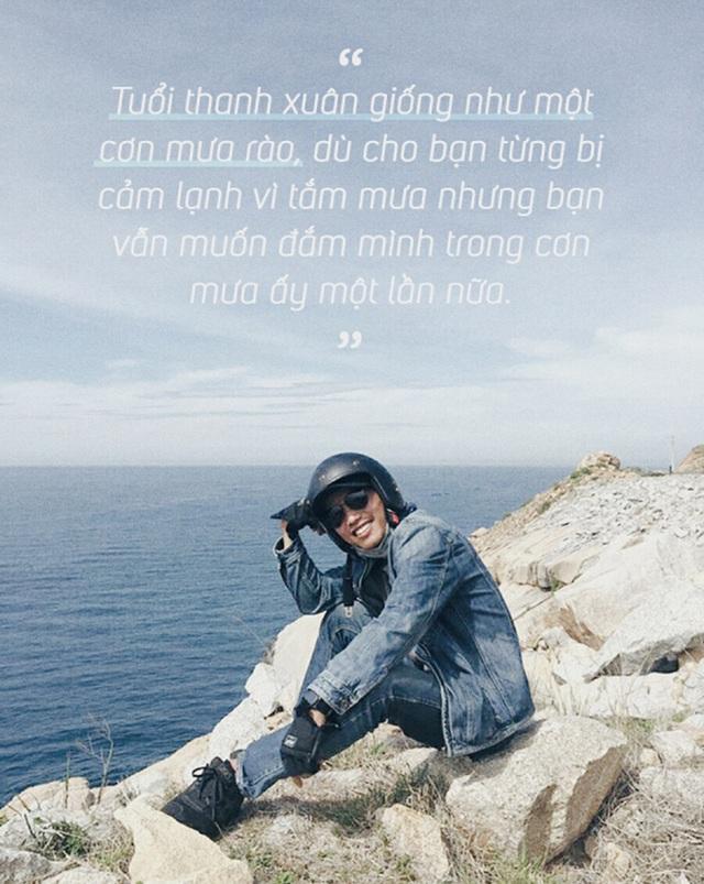 Trần Thái Sơn (sinh năm 1993 – Đồng Tháp) là một bạn trẻ có niềm đam mê rất lớn với những chuyến xê dịch, khám phá, trải nghiệm.