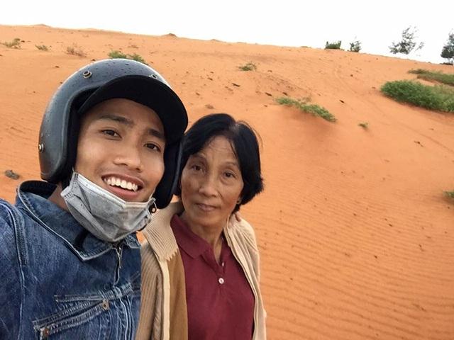 Chuyến xuyên Việt đáng nhớ của hai mẹ con