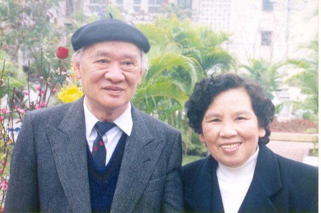 Chân dung nhà văn Vũ Tú Nam - Thanh Hương thời gian gần đây. Ảnh do gia đình cung cấp.
