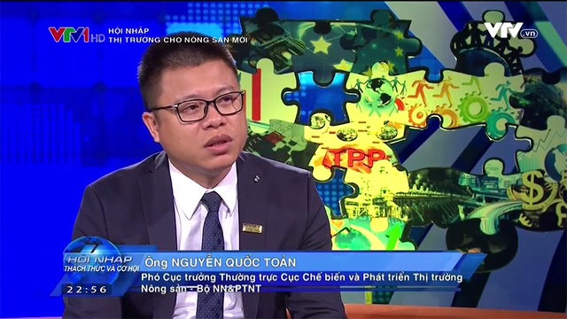 Tín hiệu vui cho nông sản Việt Nam - 1