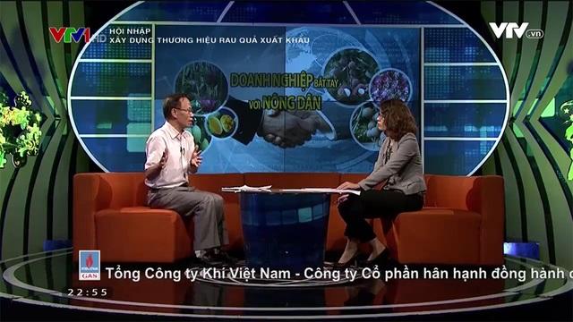 Nâng cao thương hiệu rau quả Việt ra thị trường quốc tế - 1