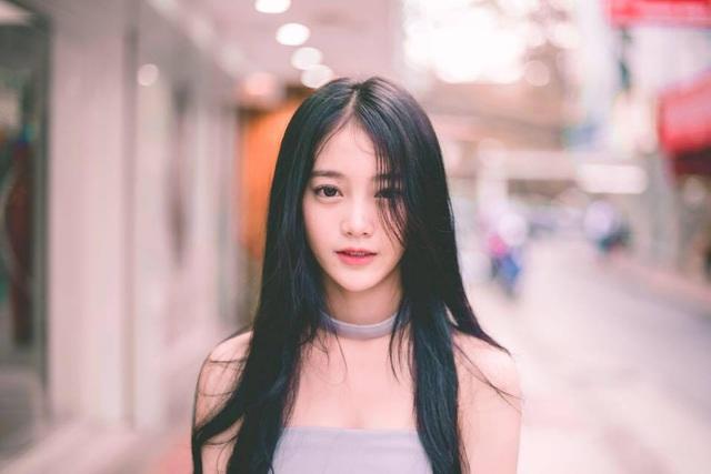 """""""Hot girl học trò"""" Thái Lan xinh đẹp hút hồn trong bộ đồng phục - 10"""