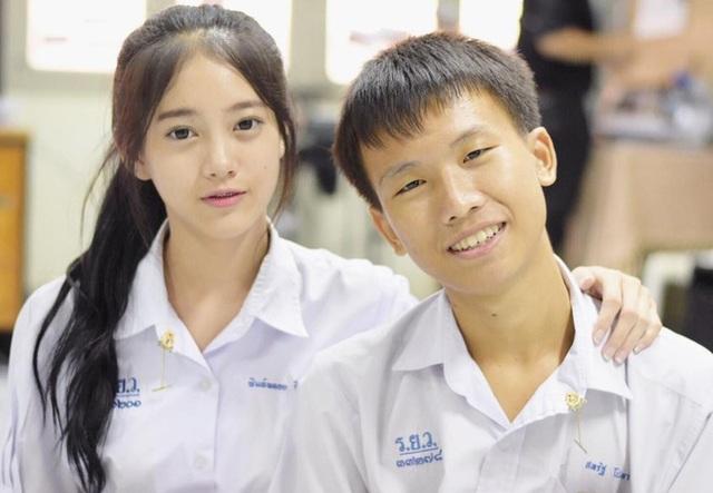 Pimploy Chitranapawong (sinh năm 2000, tại Thái Lan) là một hot girl thế hệ mới.