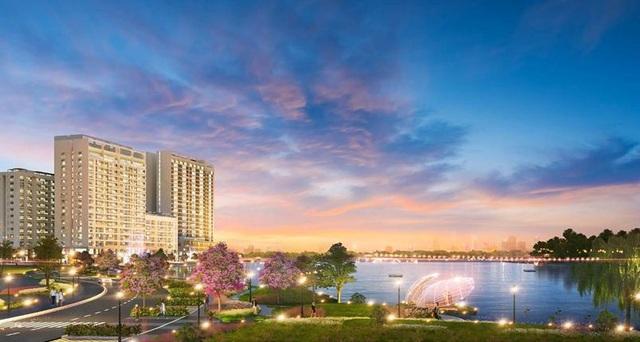Được biết, chủ đầu tư sẽ chính thức công bố chào bán căn hộ The Symphony ra thị trường vào 28/5 này. Khách vay mua căn hộ sẽ được hưởng lãi suất ưu đãi 0% và ân hạn nợ gốc đến khi nhận nhà theo chương trình hợp tác giữa PMH với ngân hàng Vietcombank Nam Sài Gòn và VIB.
