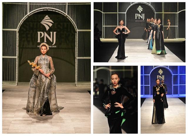 BST Tôi yêu Việt Nam là tổng hòa những âm hưởng mang hồn quốc túy với 3 chủ đề Thiên nhiên – Di sản – Thành thị, tôn vinh hương sắc Việt cũng nhừng phẩm chất cao đẹp của người phụ nữ Việt Nam. BST được trình làng trong Tuần lễ thời trang Quốc tế Việt Nam Thu Đông – Vietnam International Fashion Week 2016