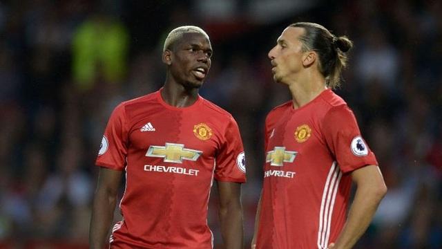 Pogba và Ibrahimovic sẽ trở lại vào cuối tuần này?
